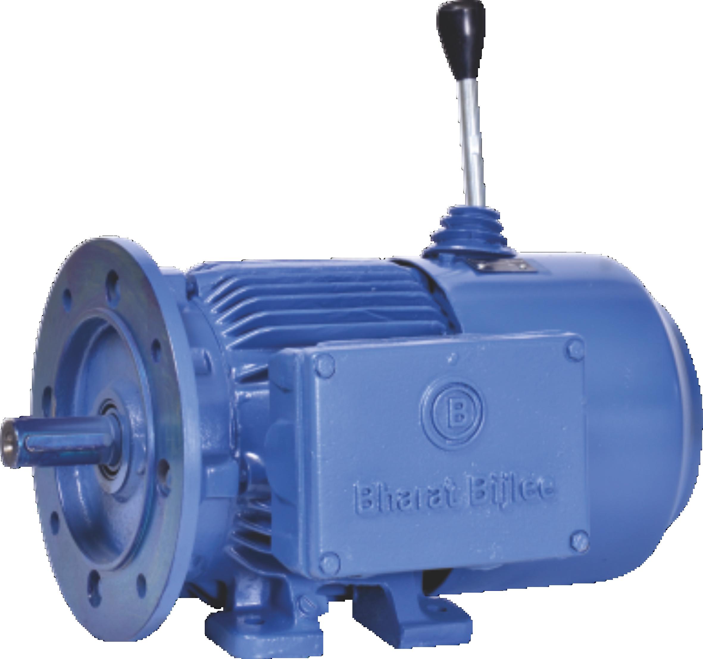 Bharat bijlee ltd for Electrical braking of dc motor